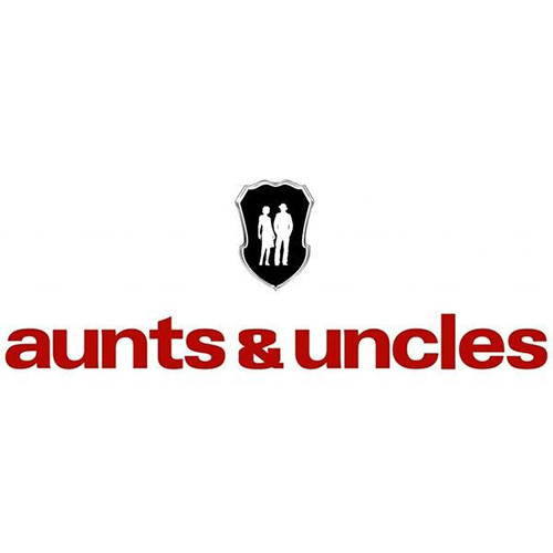 logo aunts & uncles