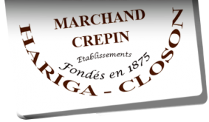 logo marchand crépin