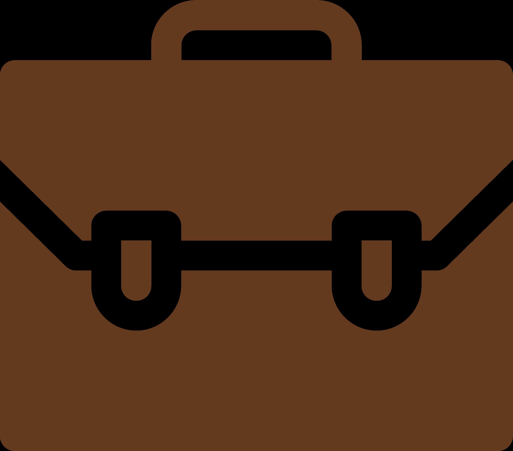 icone valise business